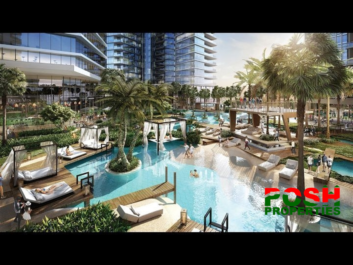 Apartment for sale in Dubai International
