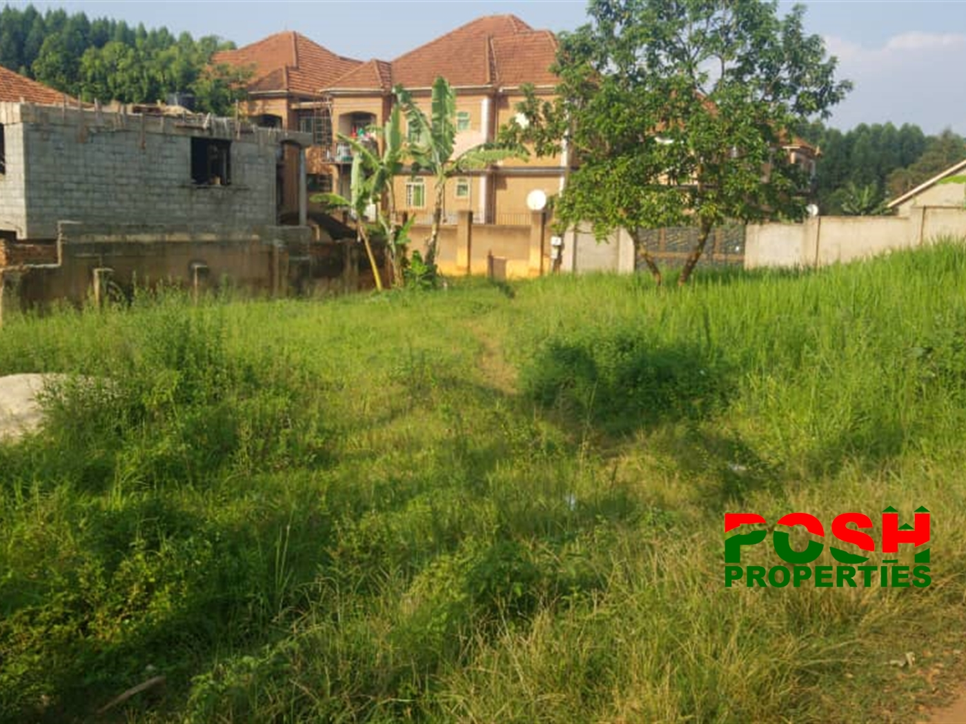 Residential Land for sale in Lweza Wakiso