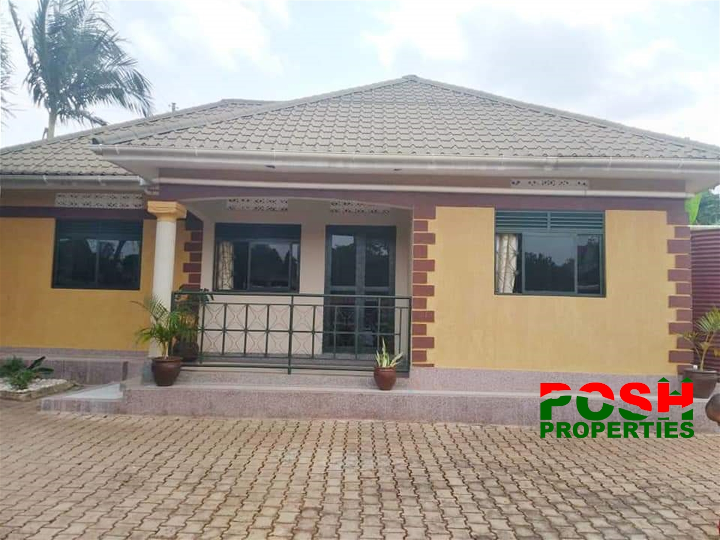 Bungalow for sale in Kayunga Wakiso