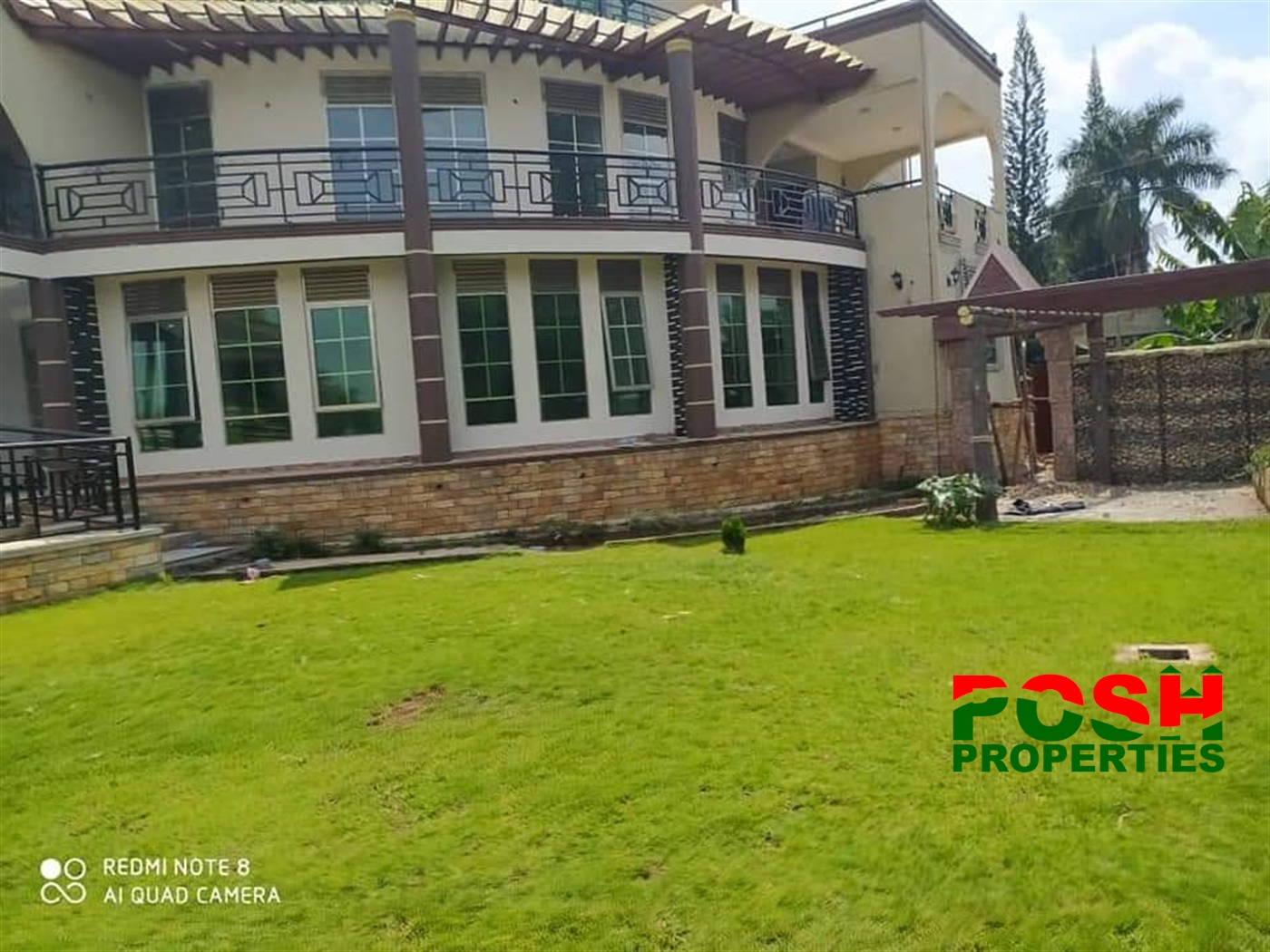 Mansion for sale in Bbunga Wakiso