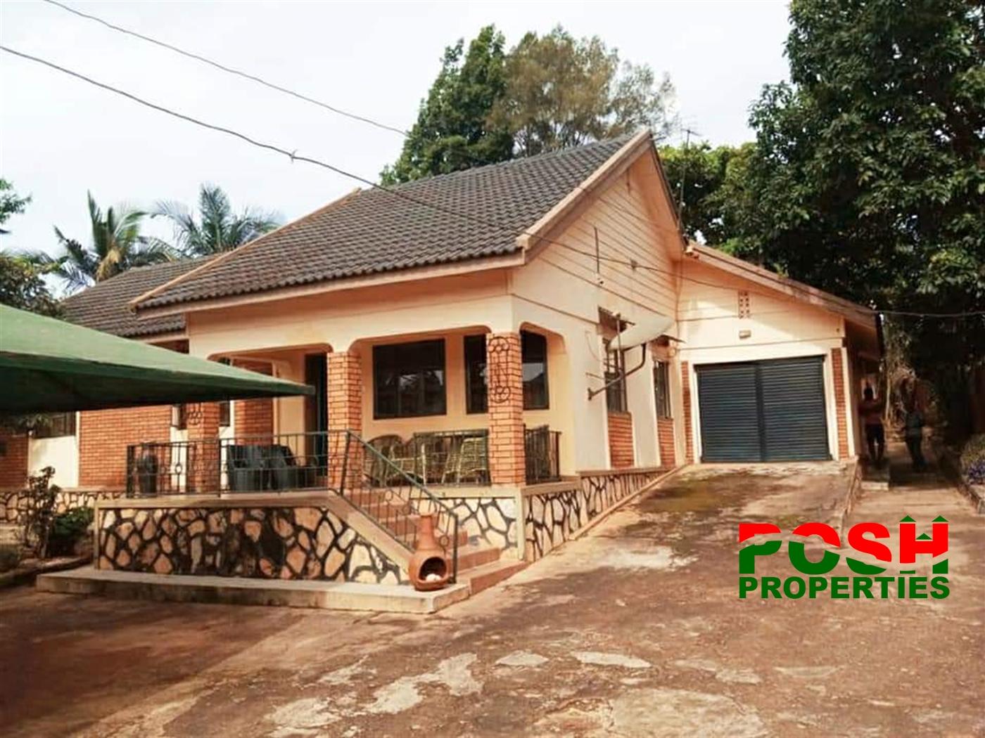 Bungalow for sale in Ntinda Kampala