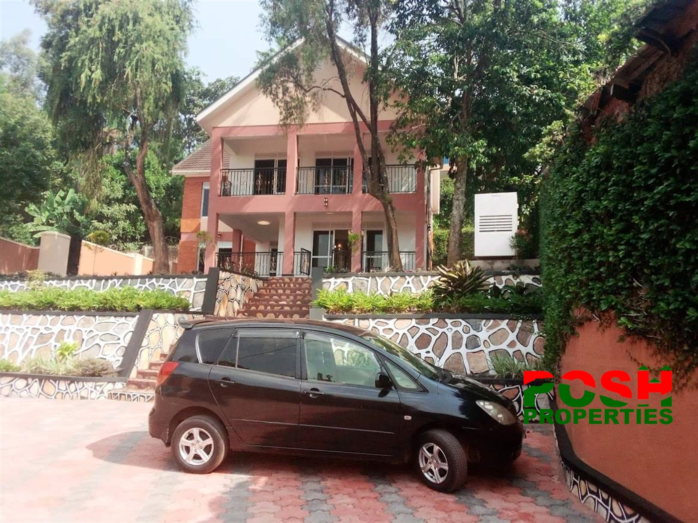 Mansion for rent in Buziga Wakiso