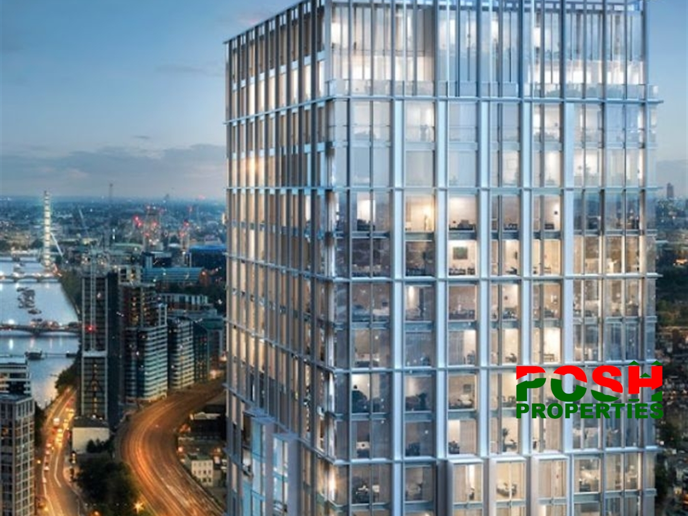Apartment for sale in London International