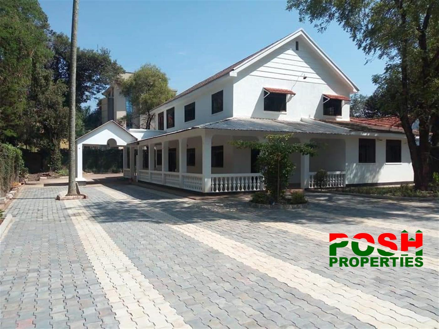 Mansion for rent in Bugolobi Kampala