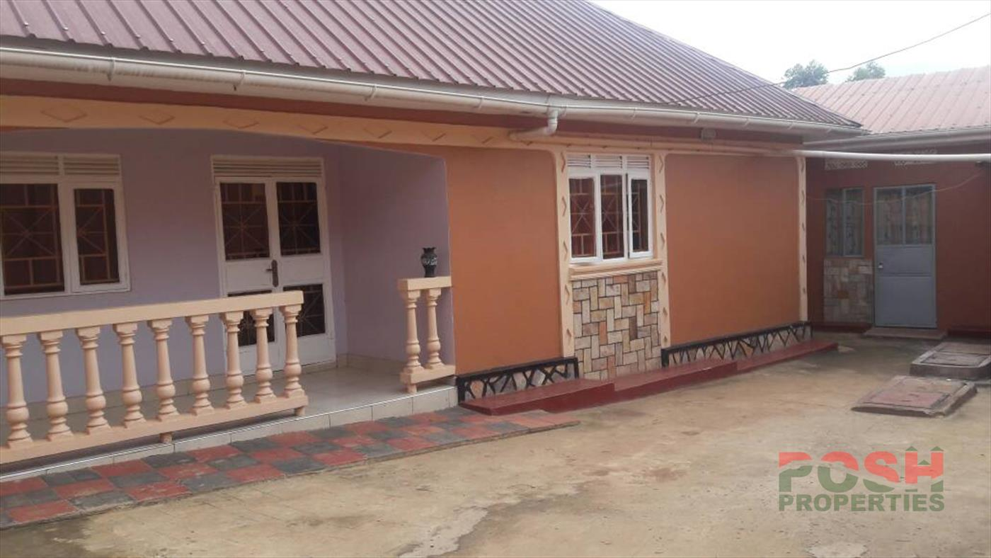 Bungalow for sale in Nantabulilwa Wakiso