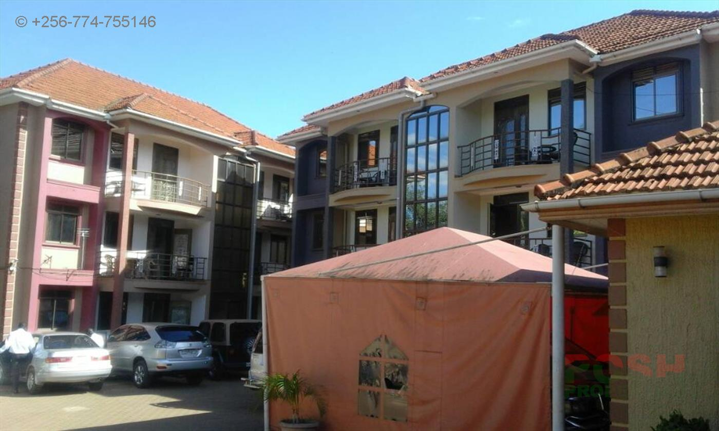 Apartment block for sale in Kansanga Kampala