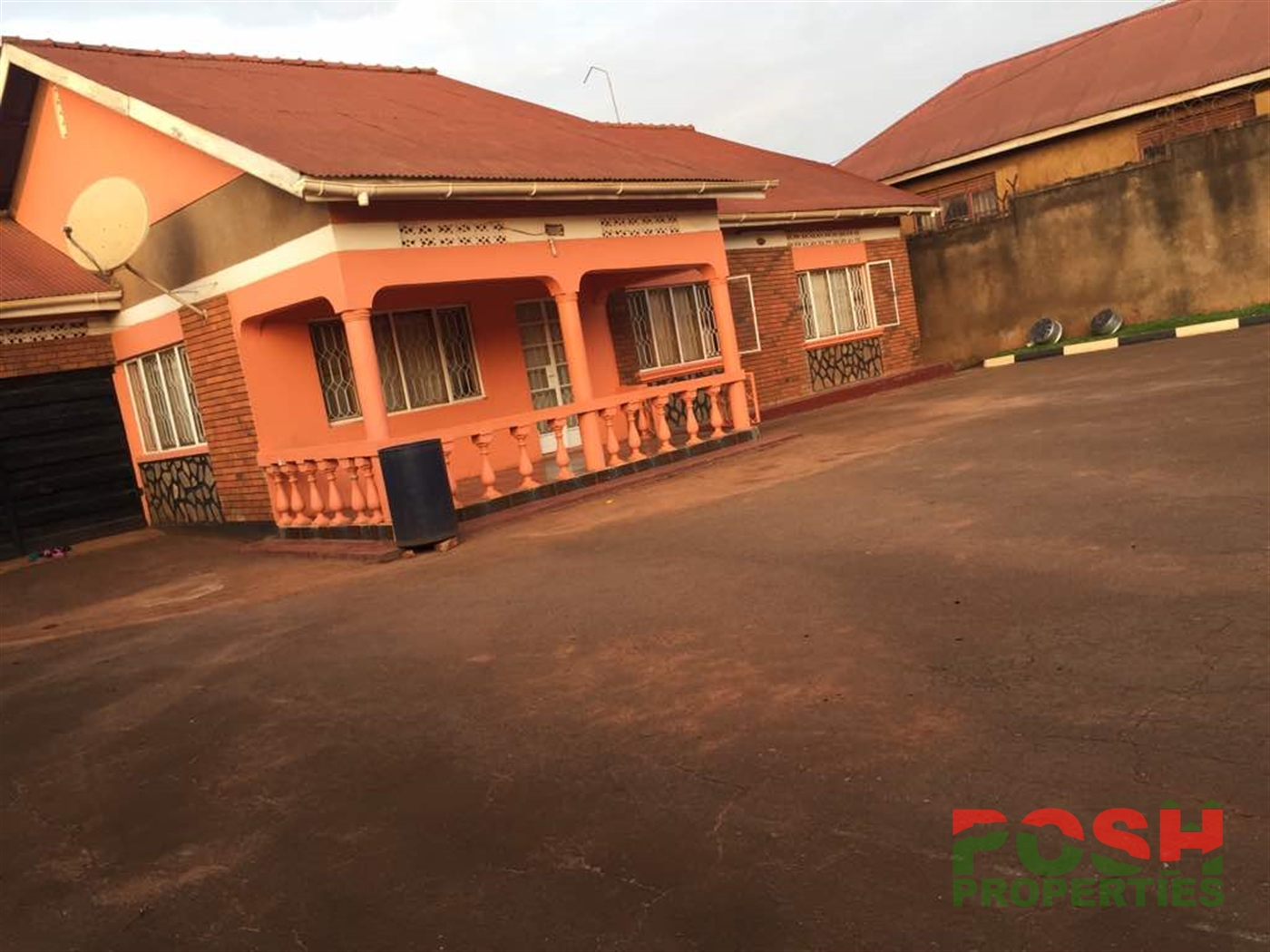 Bungalow for sale in Konge Kampala