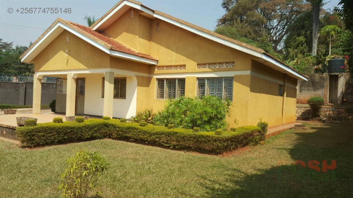 Bungalow for sale in Bugolobi Kampala