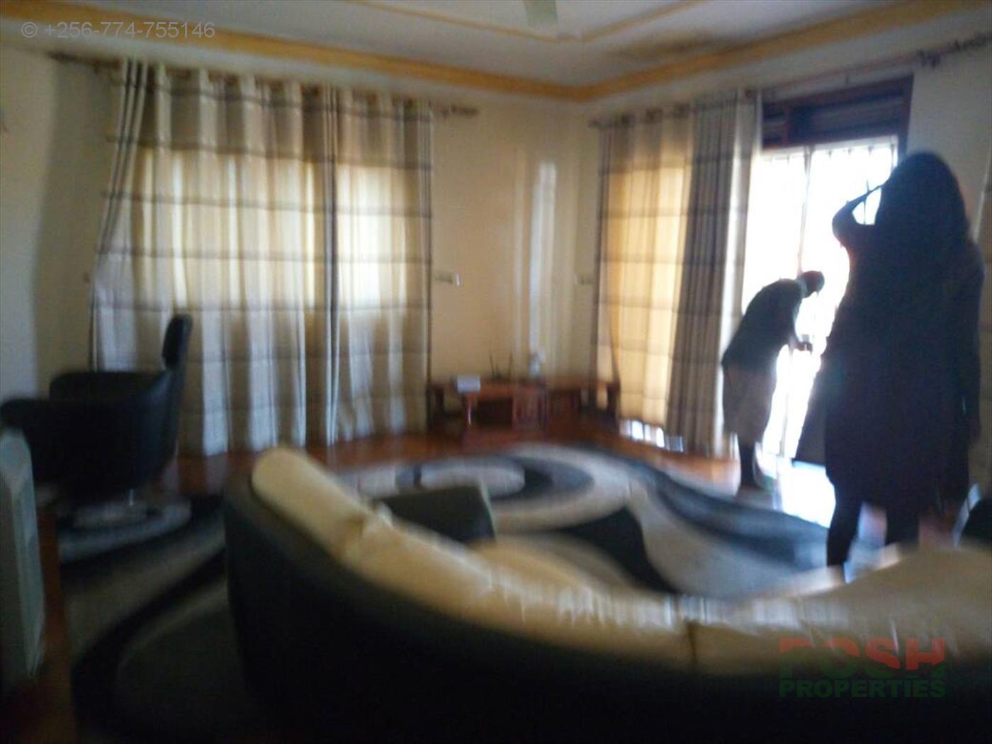 Mansion for rent in Ggaba Kampala
