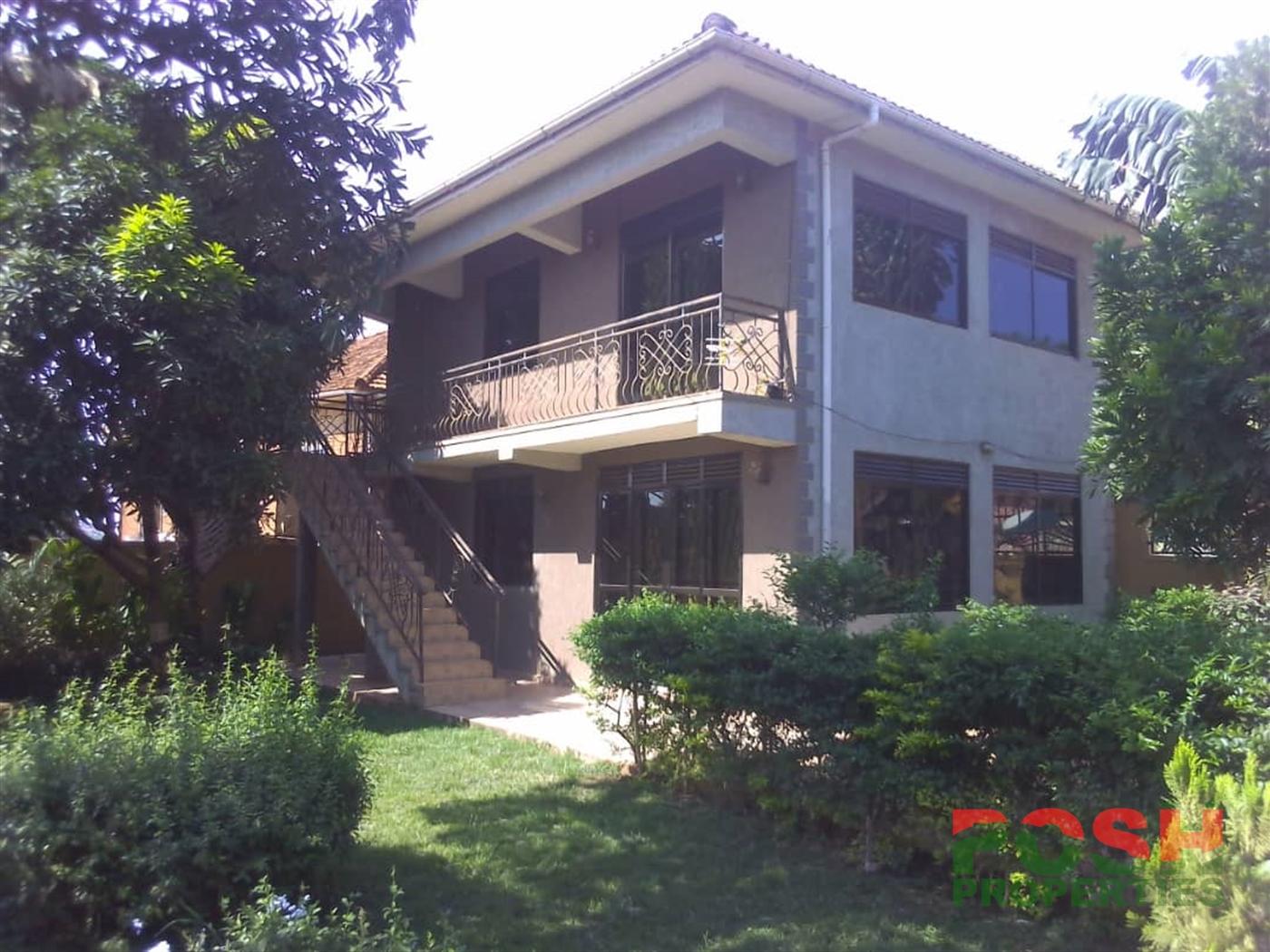 Bungalow for rent in Bunga Kampala