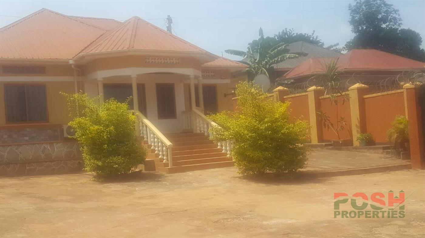 Bungalow for sale in Masanafu Wakiso