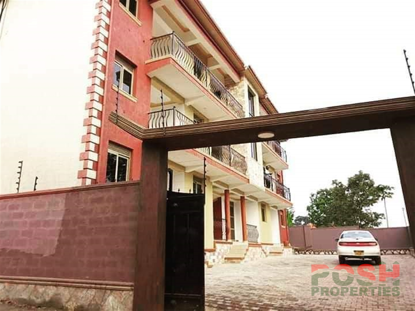 Apartment for sale in Kyaliwajala Wakiso