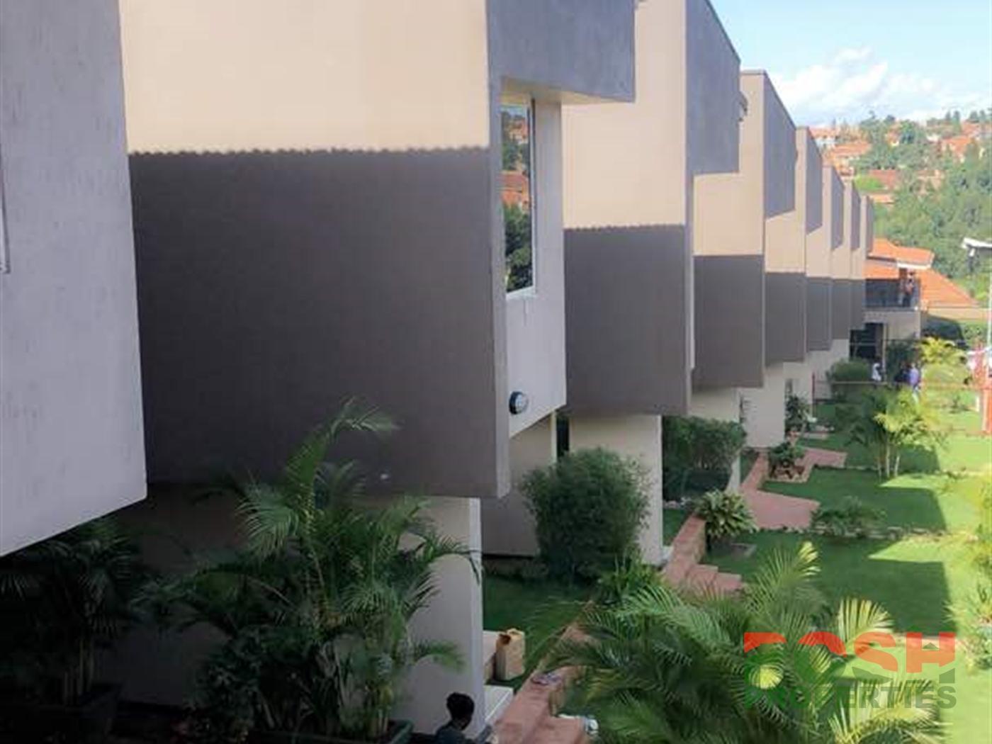 Town House for sale in Najjeera Kampala