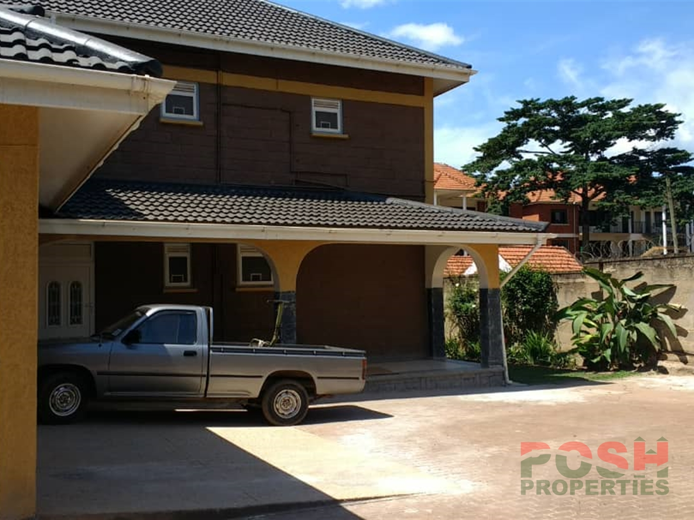 Mansion for rent in Gaba Kampala