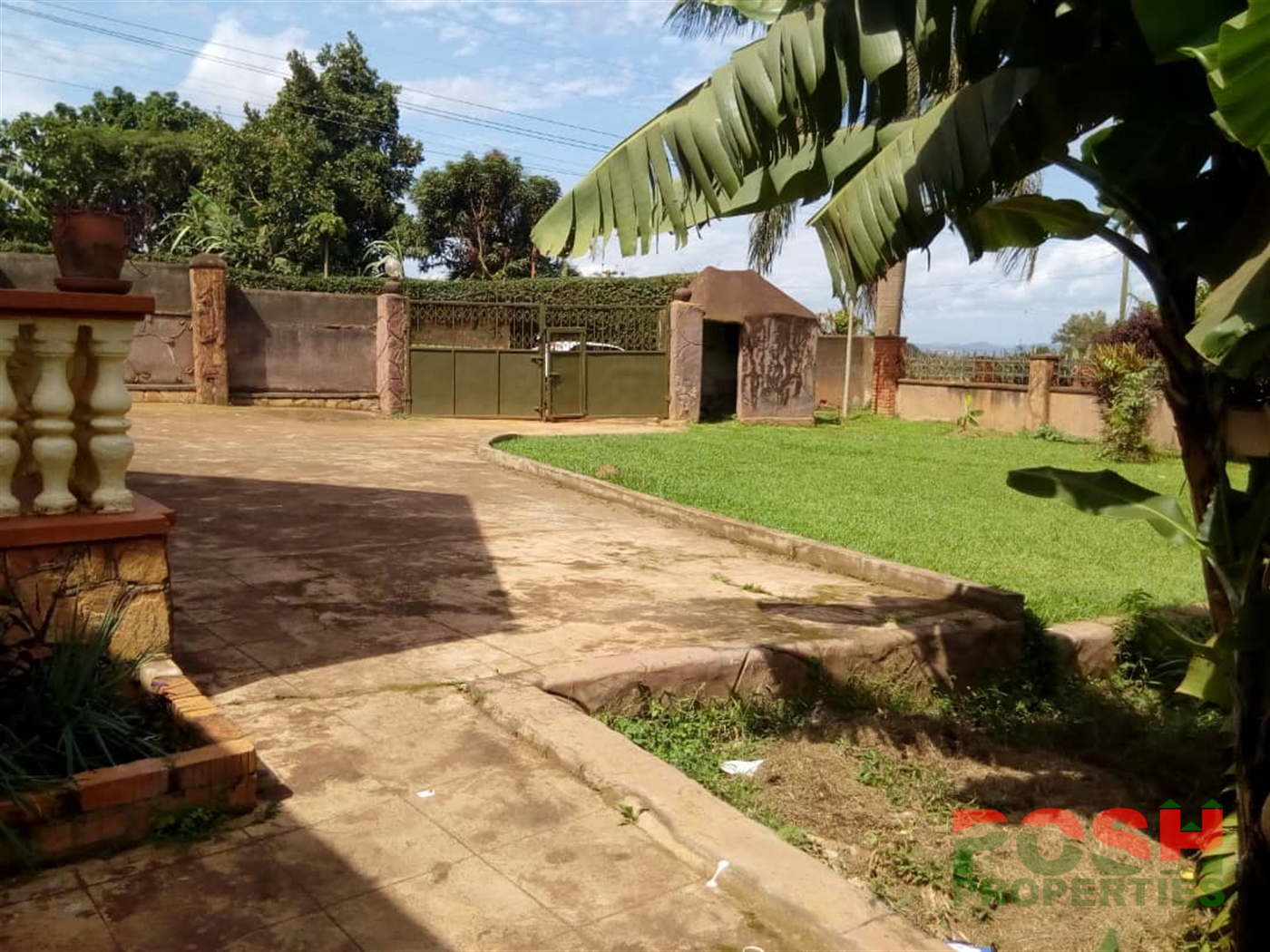 Bungalow for sale in Mutundwe Wakiso