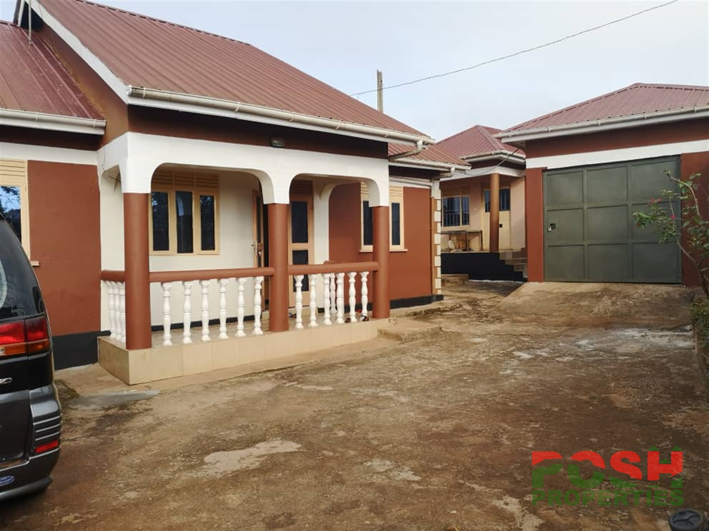 Bungalow for sale in Buloba Kampala