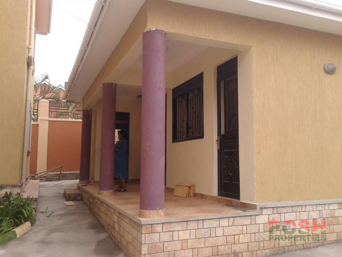 Bungalow for sale in Butabika Kampala