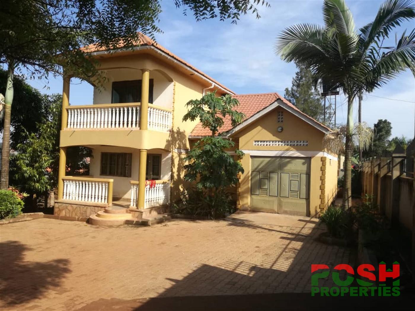 Mansion for sale in Nalumunye Kampala
