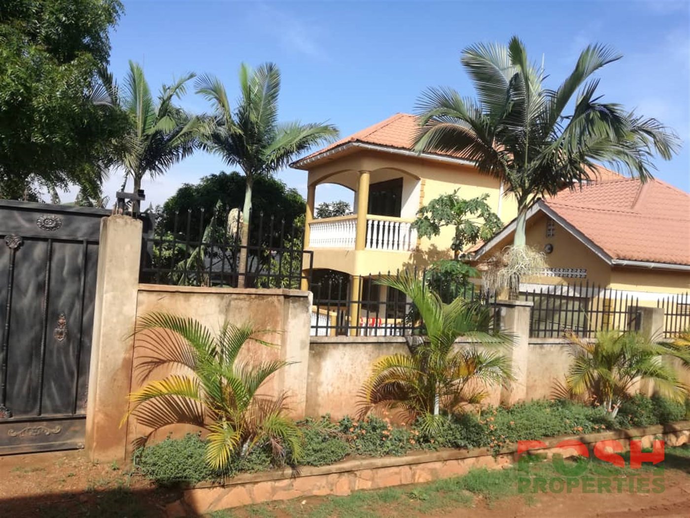 Mansion for sale in Nalumunye Kampala