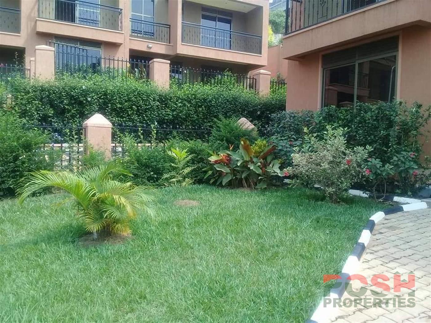 Maisonette for rent in Mbuya Kampala