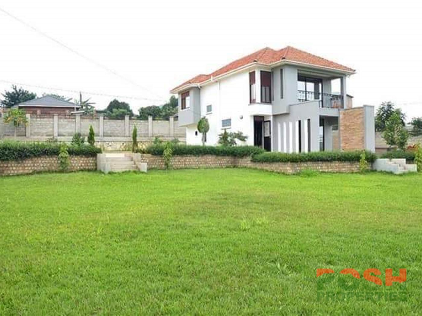 Mansion for rent in Najjeera Wakiso