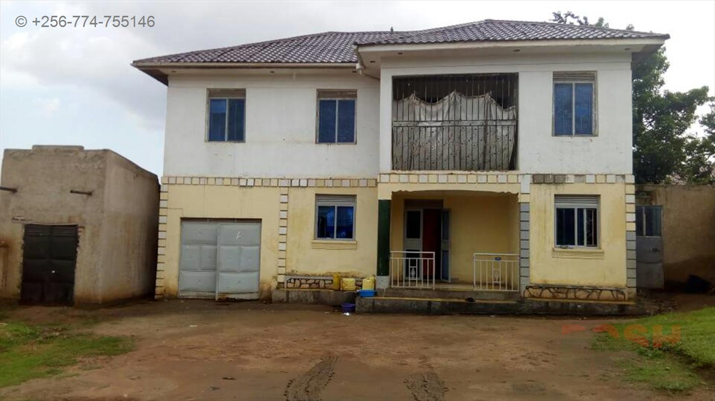 Mansion for sale in Mpelerwe Wakiso