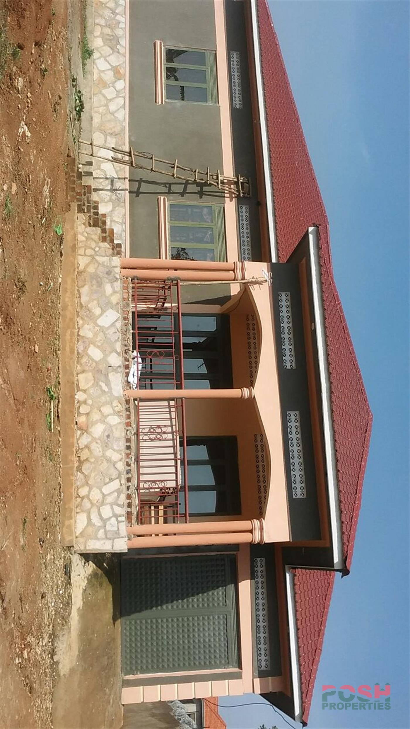 Bungalow for sale in Kyengera Masaka