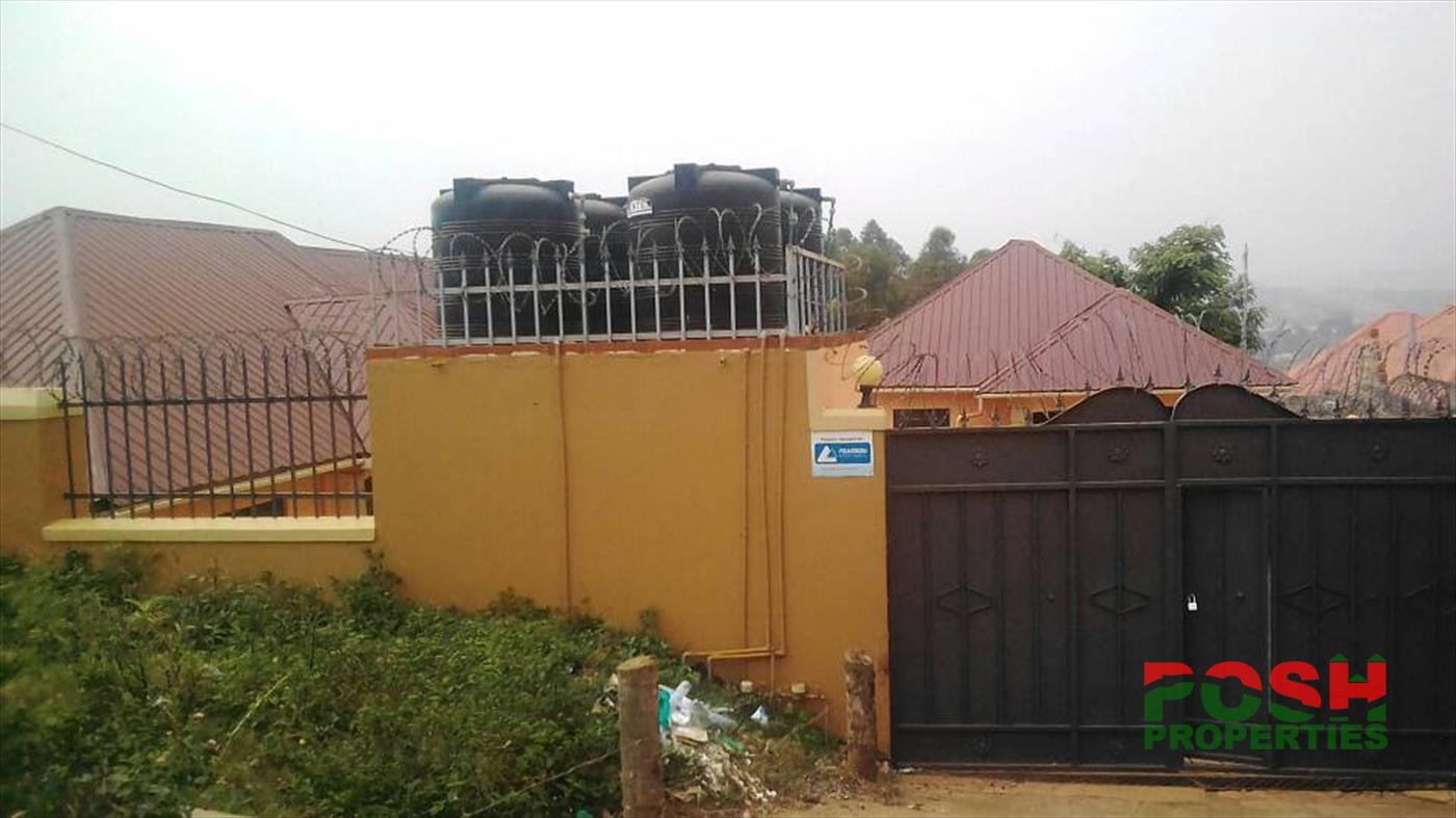 Semi Detached for sale in Kitende Wakiso