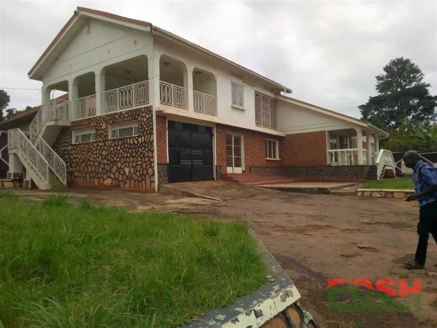Mansion for rent in Mengo Kampala
