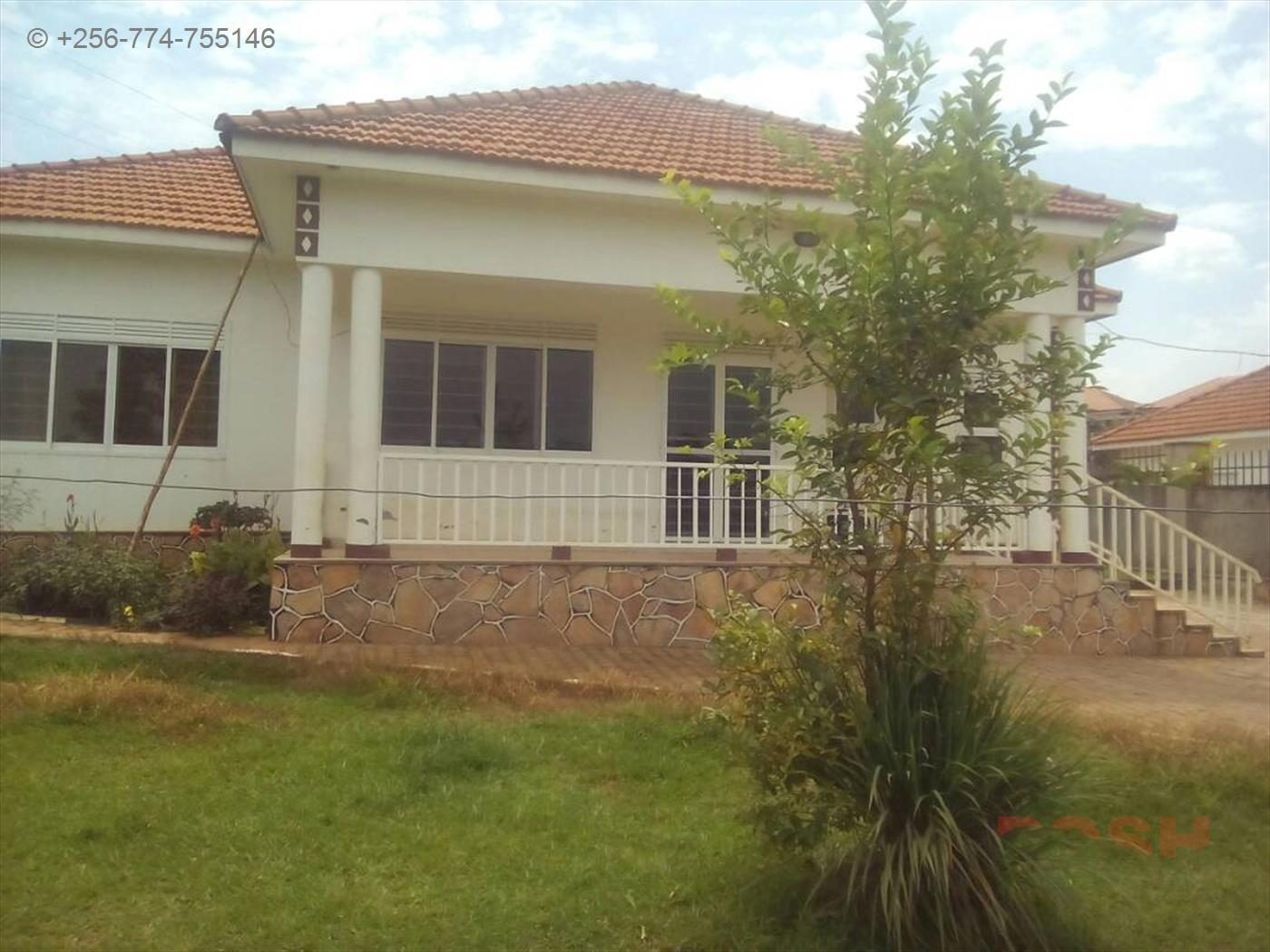 Bungalow for sale in Lugala Wakiso