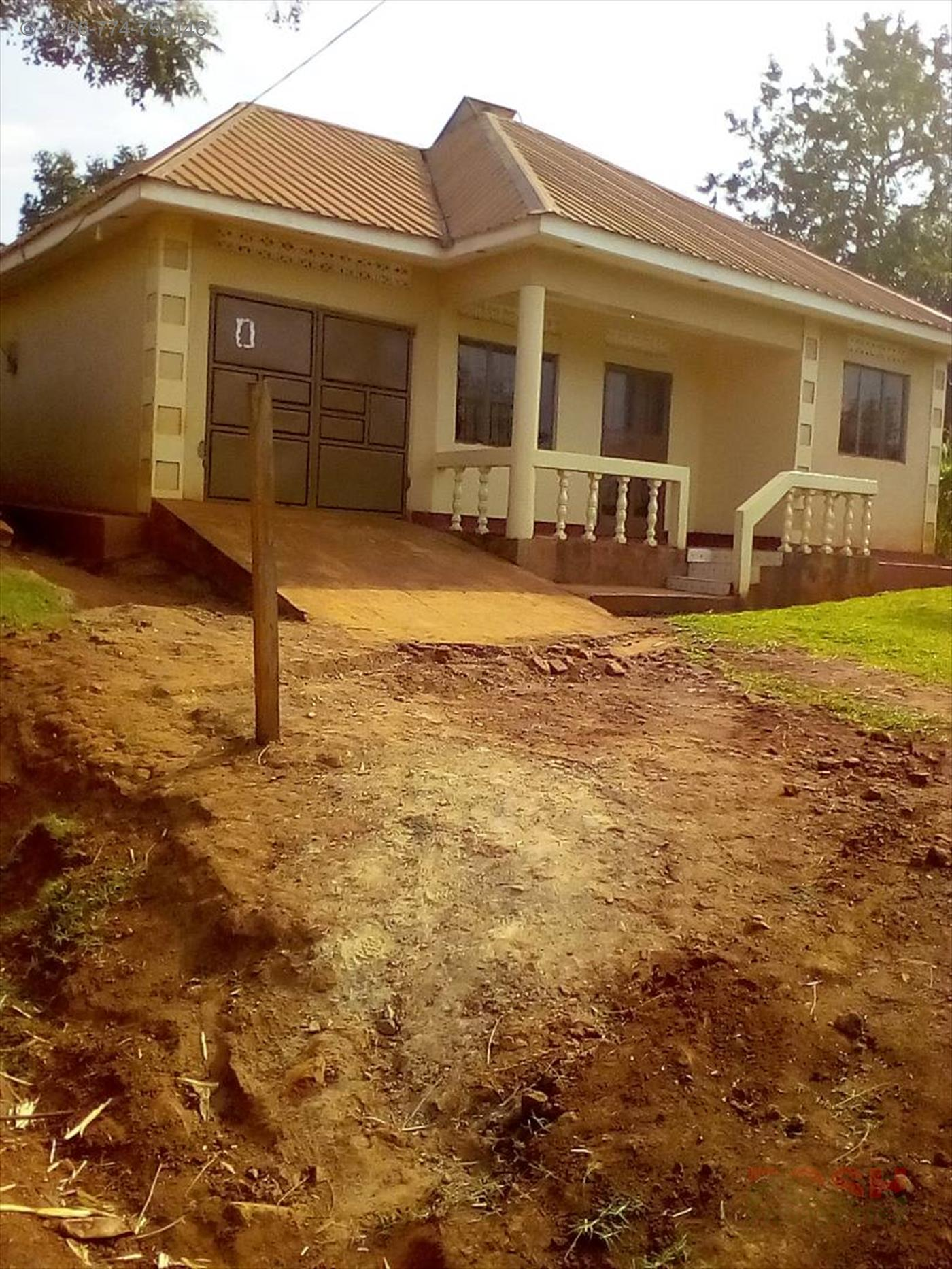 Bungalow for sale in Kitemu Wakiso