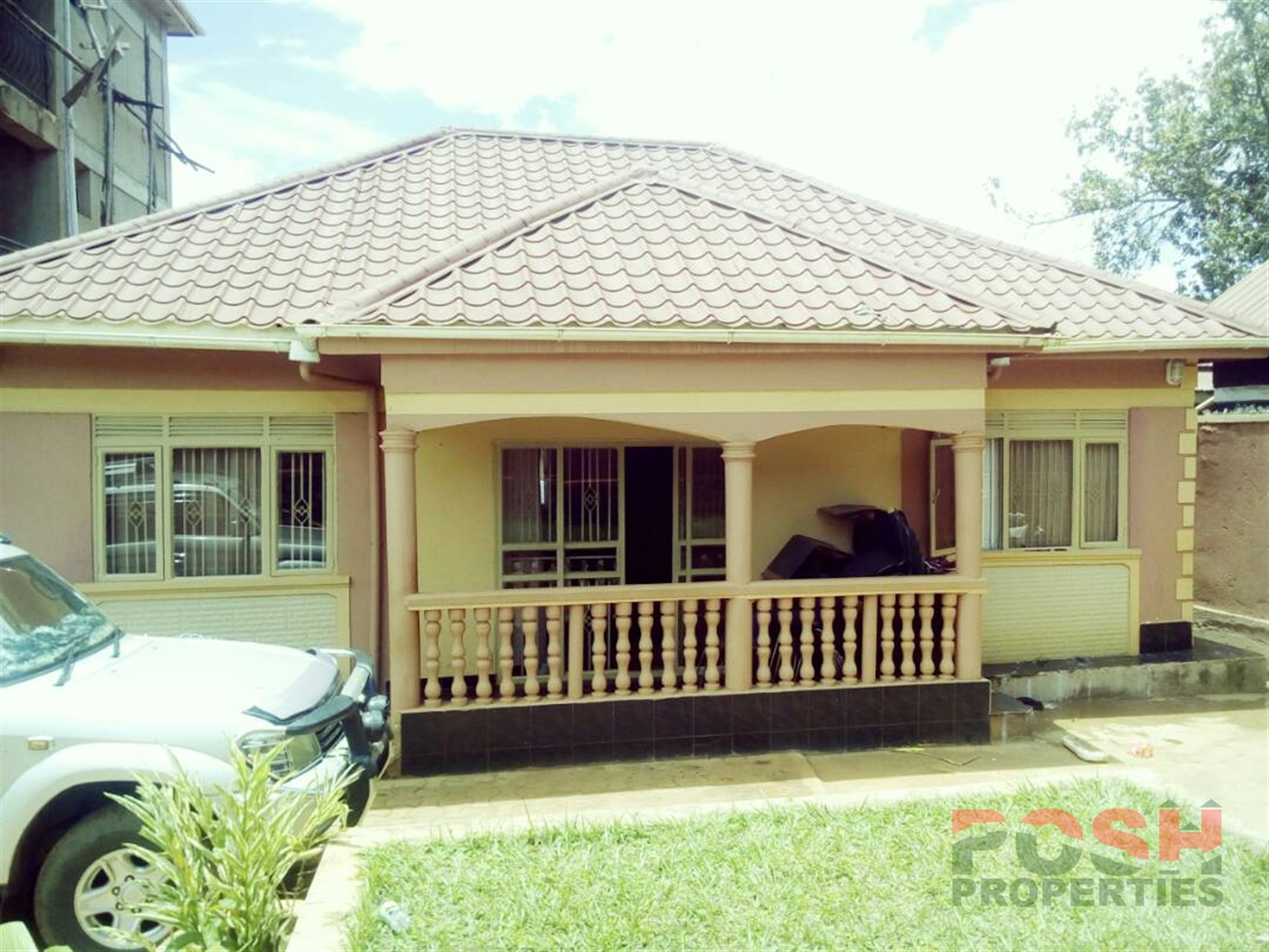Bungalow for sale in Kitebi Wakiso