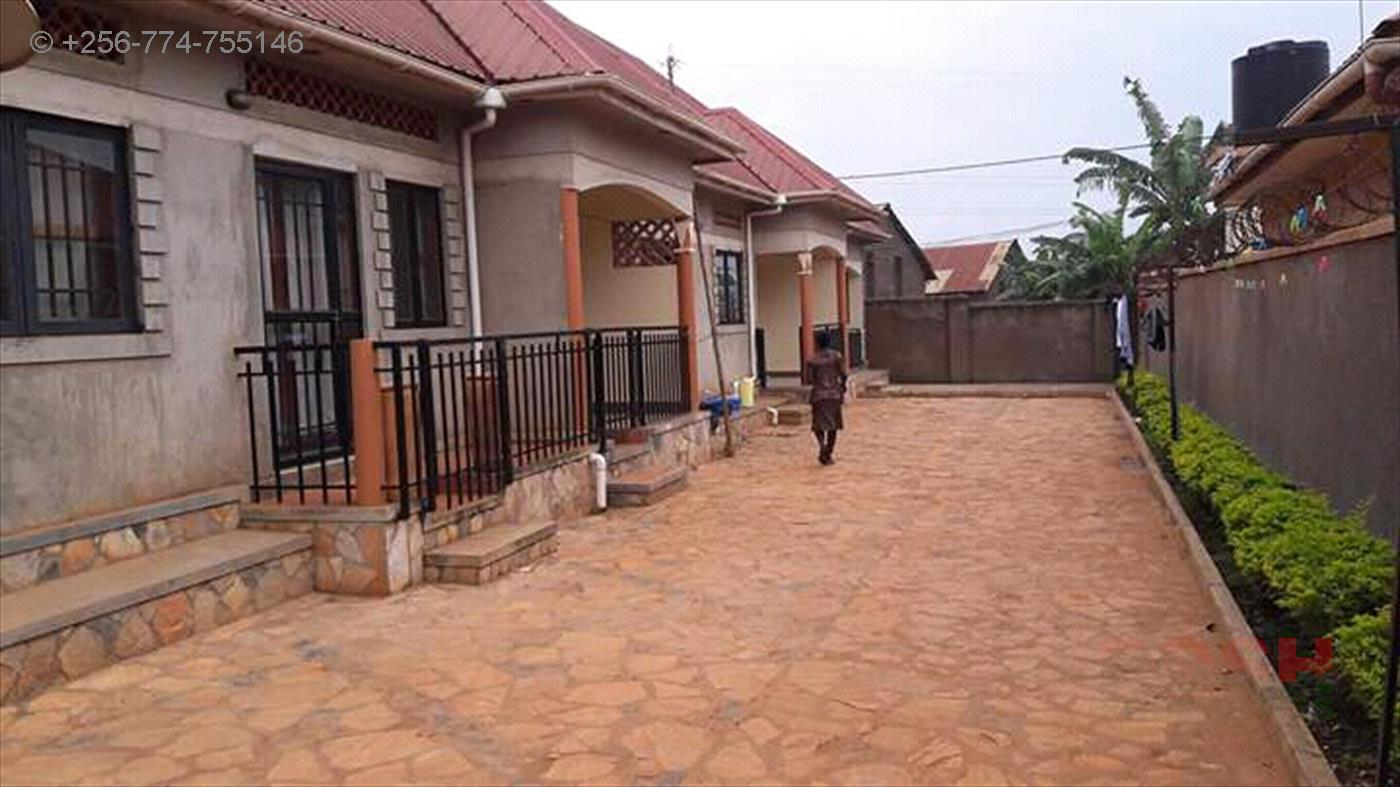Semi Detached for sale in Bweyogerere Wakiso