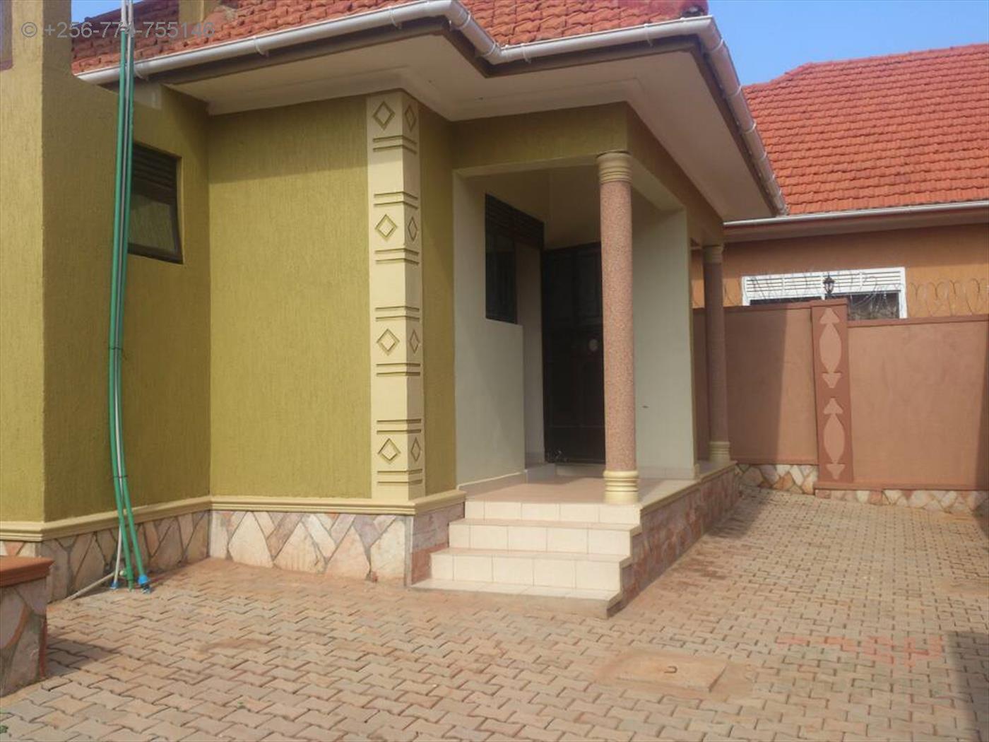 Bungalow for sale in Seguku Wakiso