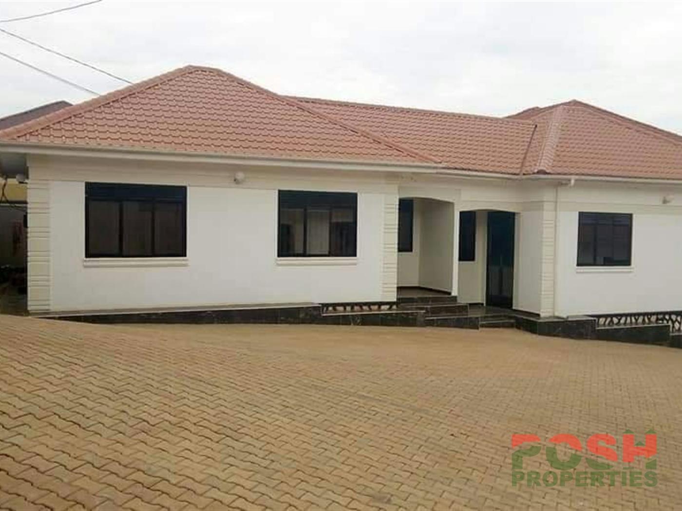 Semi Detached for sale in Namugongo Kampala