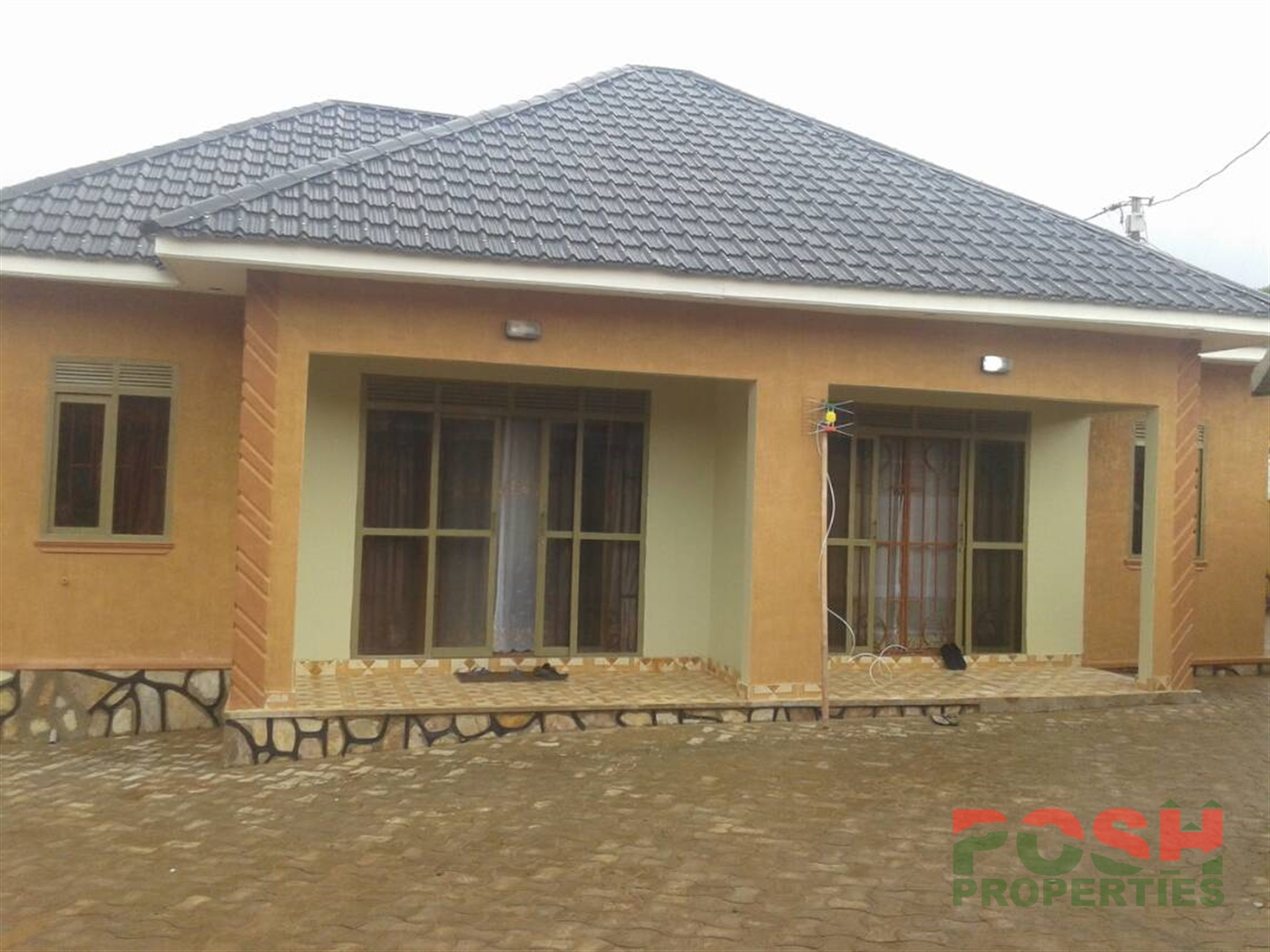 Semi Detached for sale in Kireka Kampala