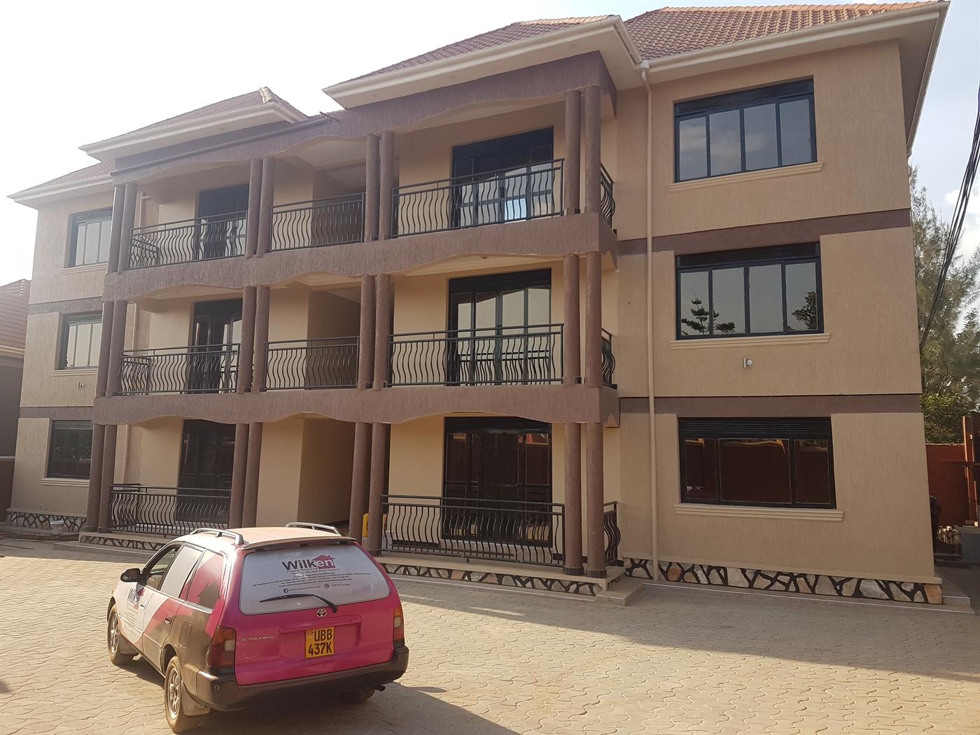Apartment for rent in Kitettika Wakiso