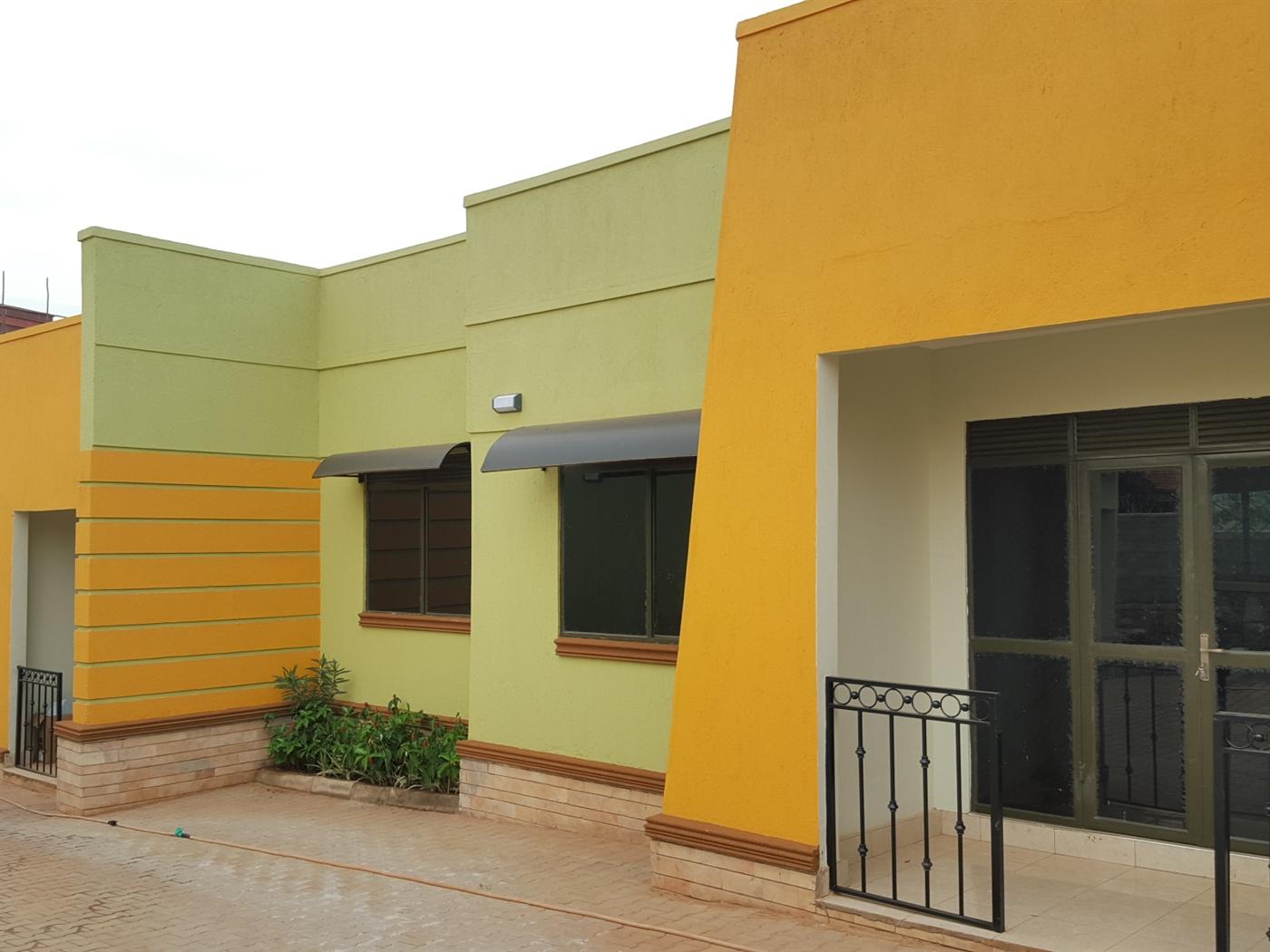 Semi Detached for rent in Kungu Wakiso