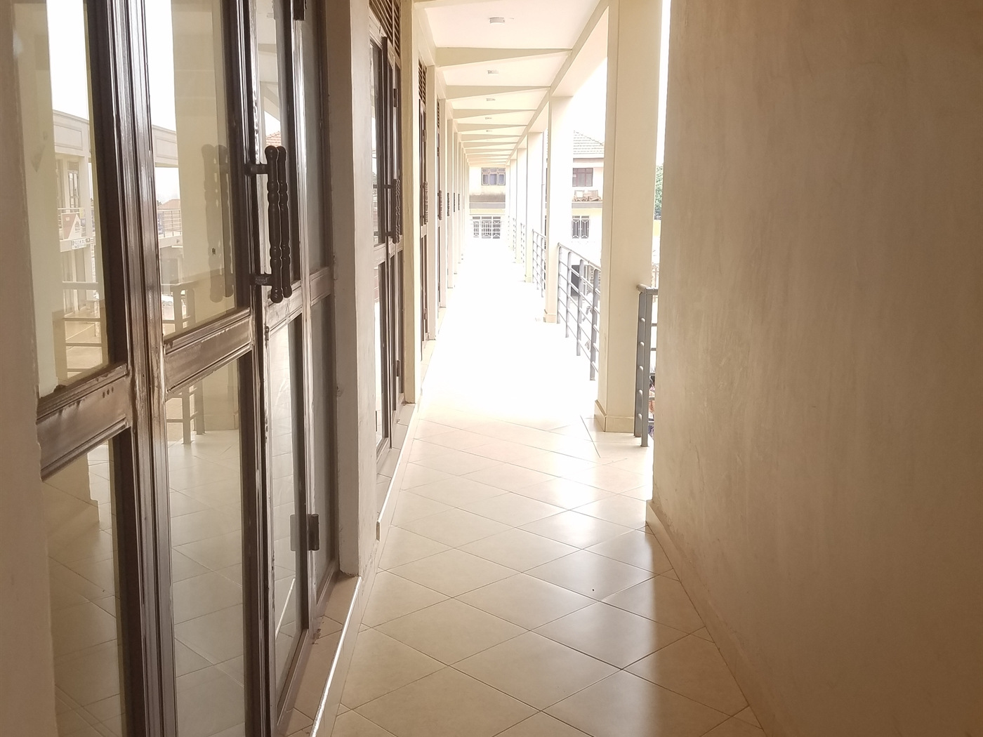 Commercial block for rent in Ntinda Kampala
