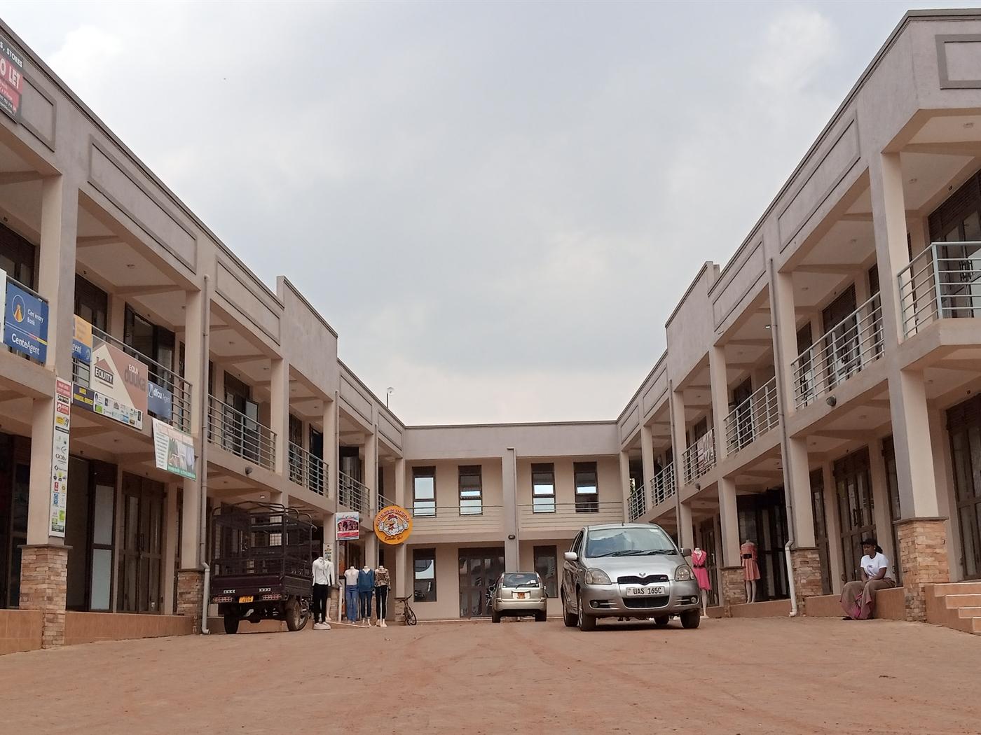 Commercial block for rent in Ntinda Kampala