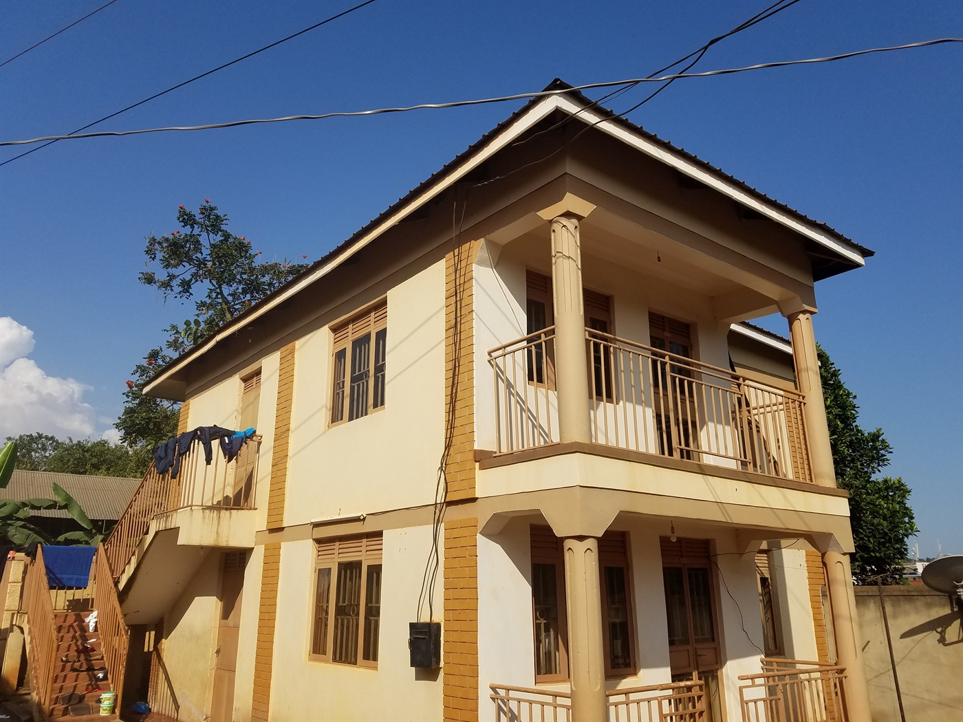 Apartment for rent in Zzana Wakiso