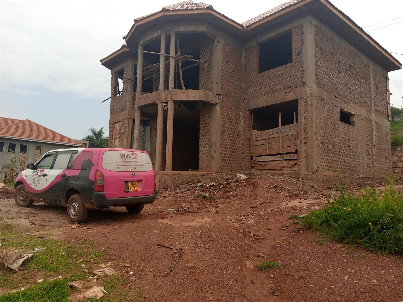Shell House for sale in Seguku Wakiso