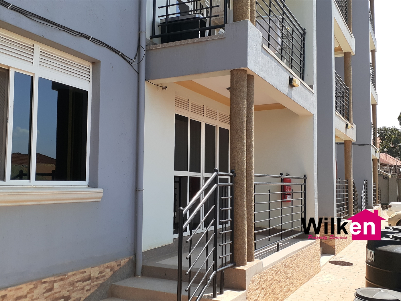 Apartment for rent in Zana Wakiso