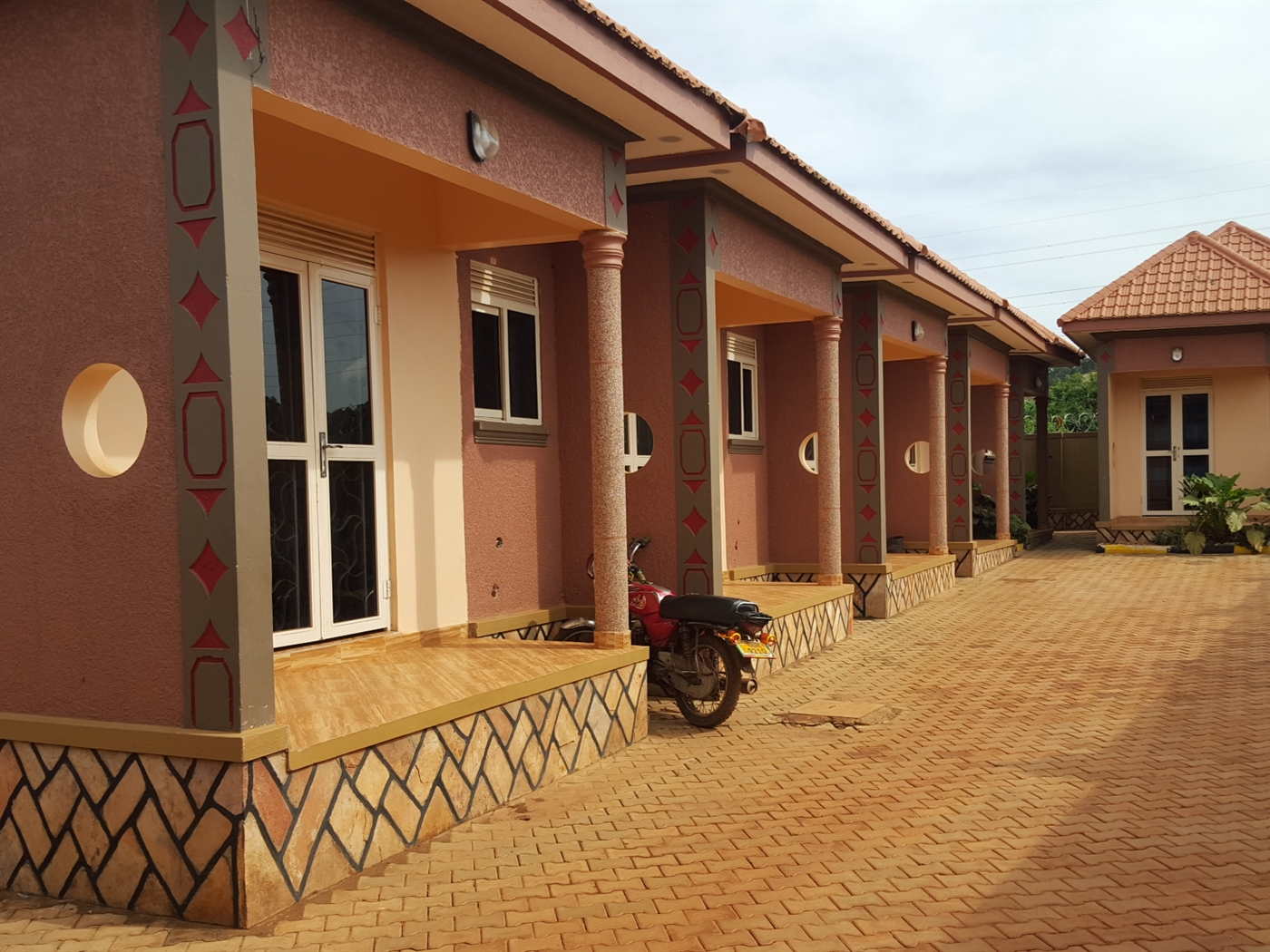 Semi Detached for rent in Kungu Wakiso