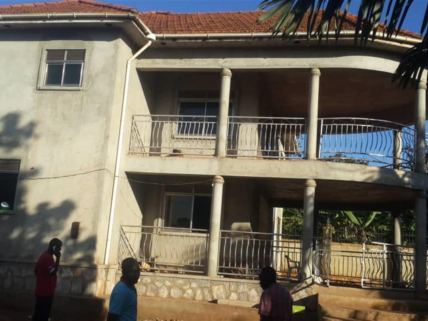 Mansion for sale in Kulambilo Wakiso