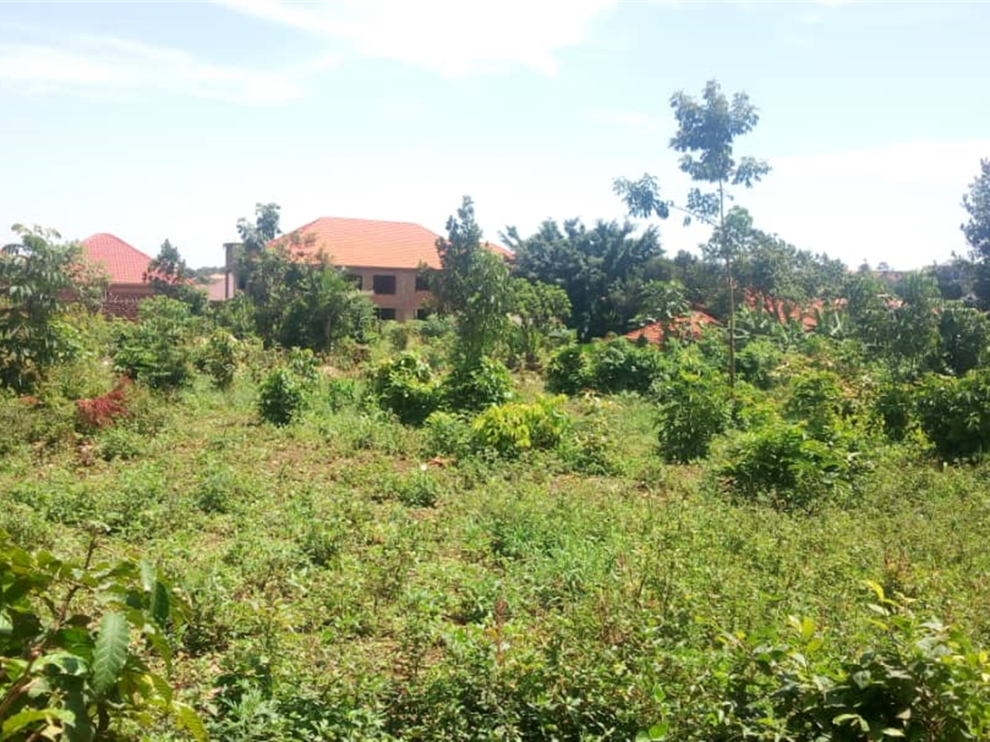 Commercial Land for sale in Najjeera Kampala
