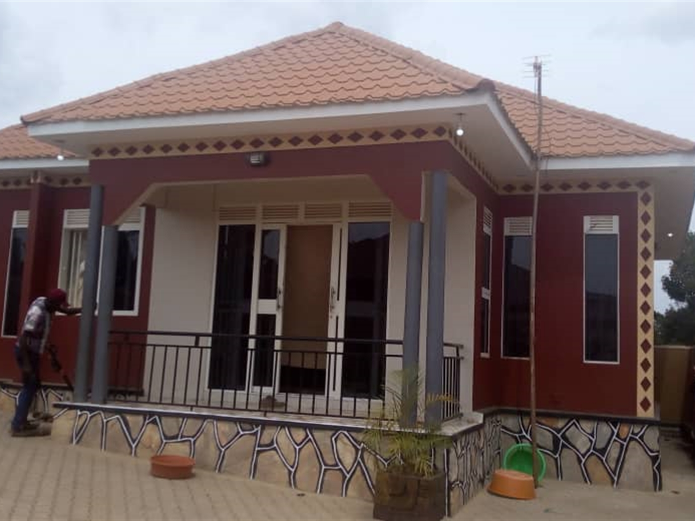Bungalow for sale in Bukeerere Wakiso