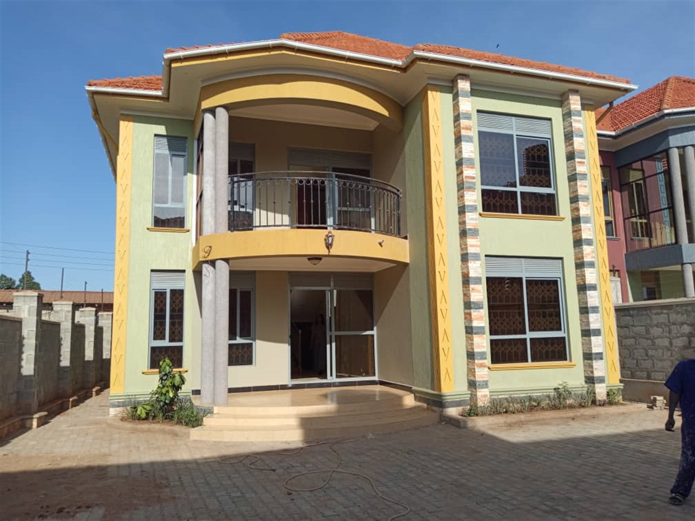 Mansion for sale in Najjera Wakiso