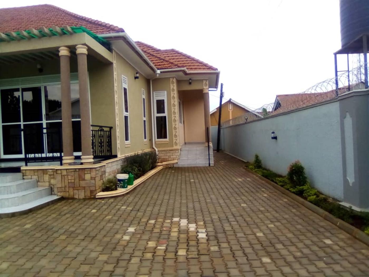 Bungalow for sale in Kittende Wakiso