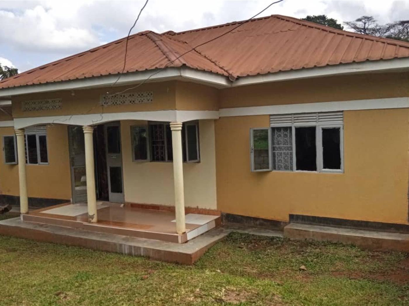 Bungalow for sale in Kirinya Jinja